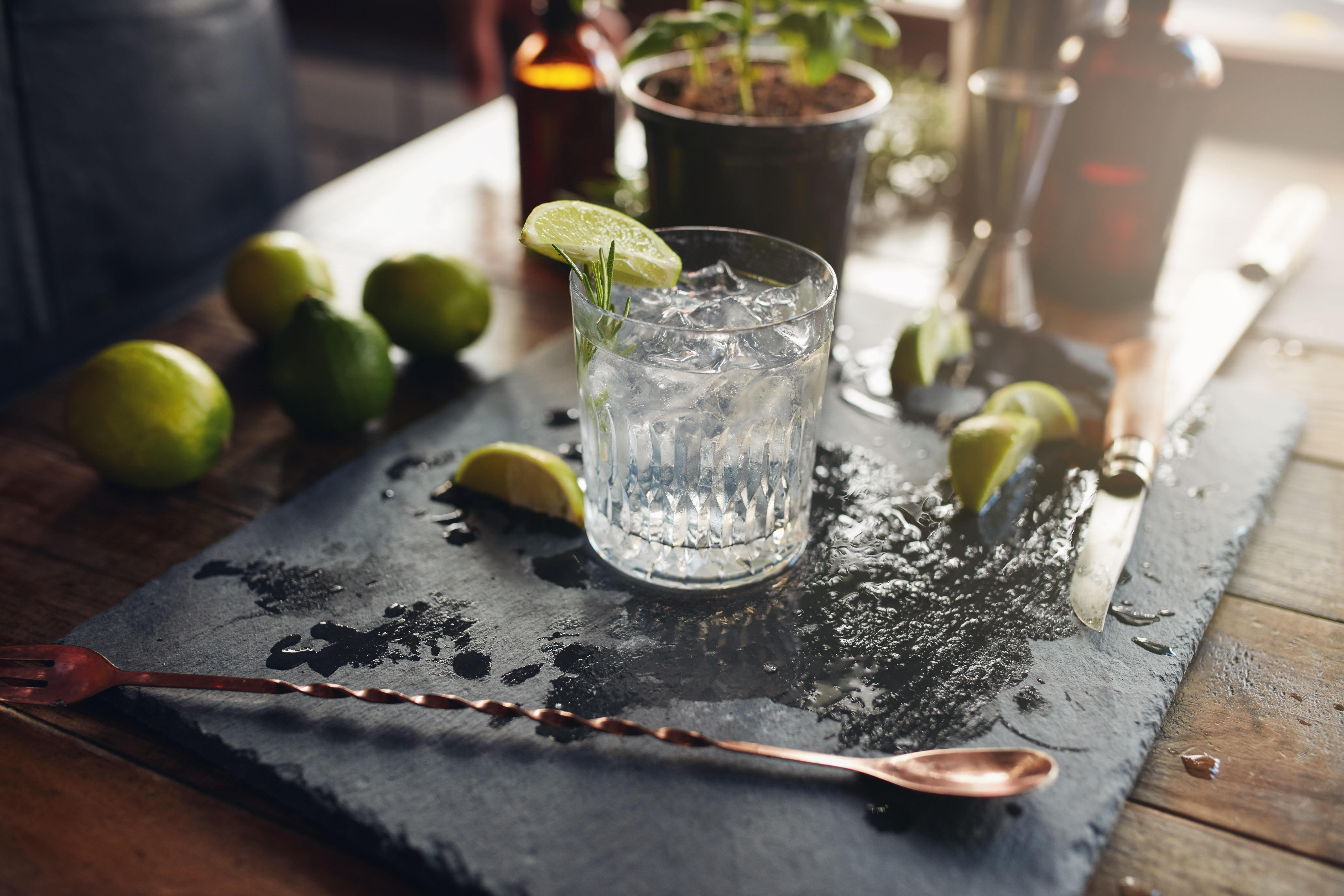 Is gin good for you