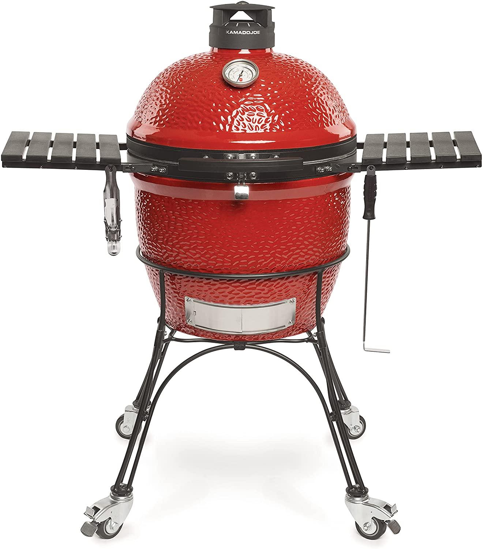 Kamado Joe barbecue