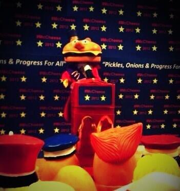 Mayor McCheese McDonald's