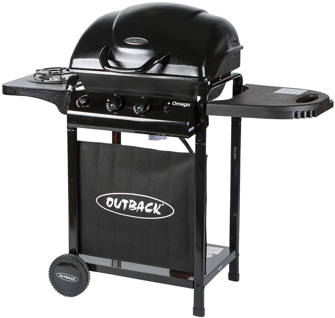 Outback Omega which BBQ is best