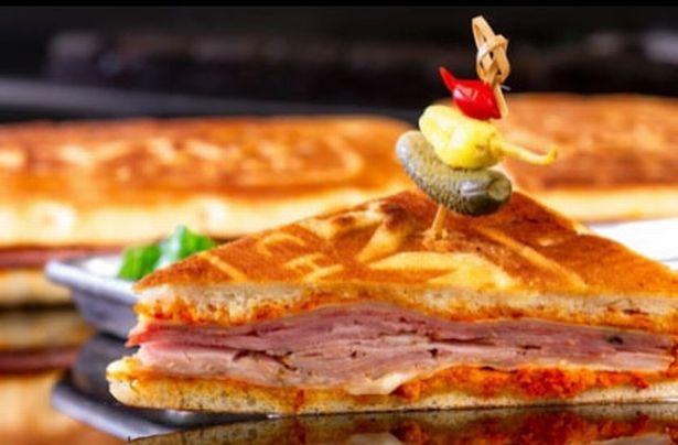 Pym-ini Disneyland sandwich
