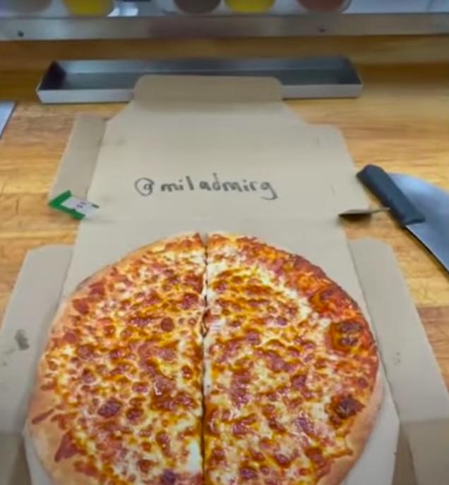 Pizza hack takeaway