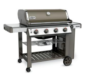 Weber Genesis II barbecue