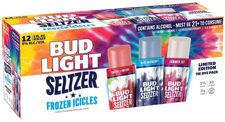 best alcoholic ice lollies